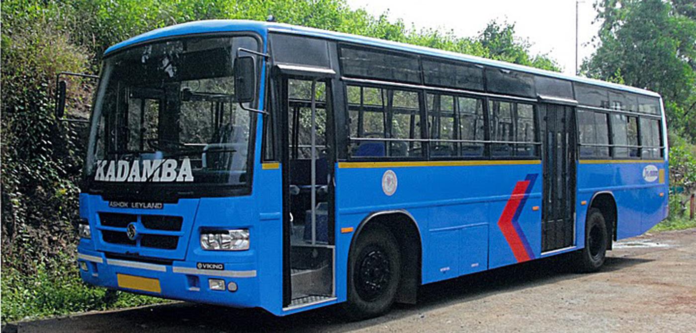 Kadamba Transport Corp...